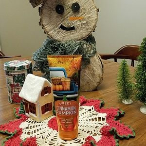 Bath & Body Works Sweet Cinnamon Pumpkin Lotion